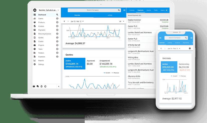 Invoice Ninja v5 Screenshot 4