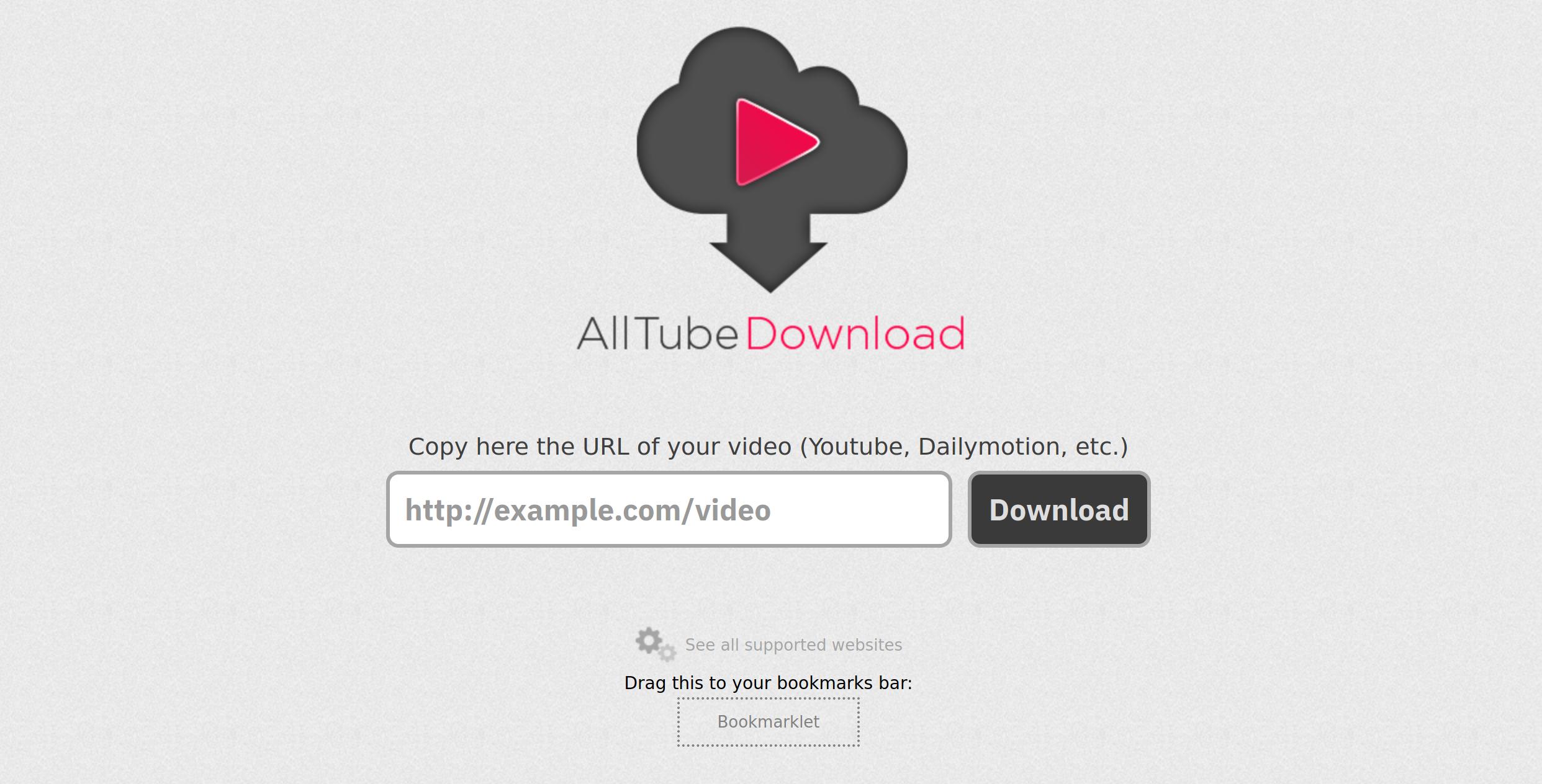 AllTube Screenshot 1