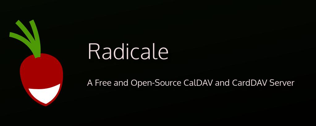 Radicale Screenshot 1